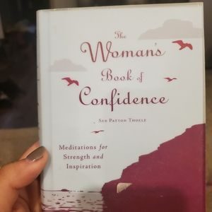 Woman's book of confidence